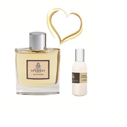 Apă De Parfum Pentru Bărbaţi Menthe Santal 100 Ml 1 Parfum